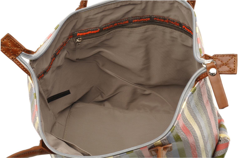 Borse Paquetage Paco mm Multicolore immagine posteriore