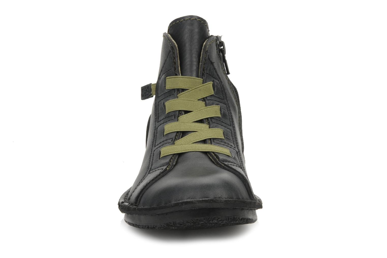 Boots en enkellaarsjes Kickers Watcha Zwart model