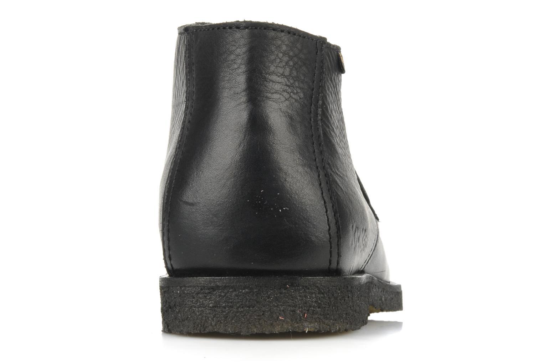 Chaussures à lacets Kickers Jazzy Noir vue droite