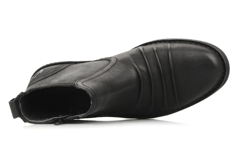Bottines et boots Kickers Jesoif Noir vue gauche