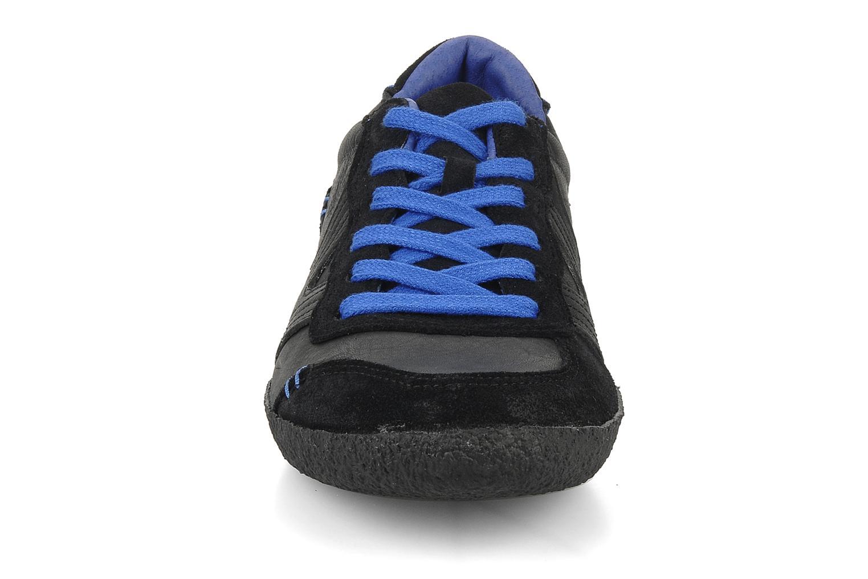 Sneakers Kickers Optimum Zwart model