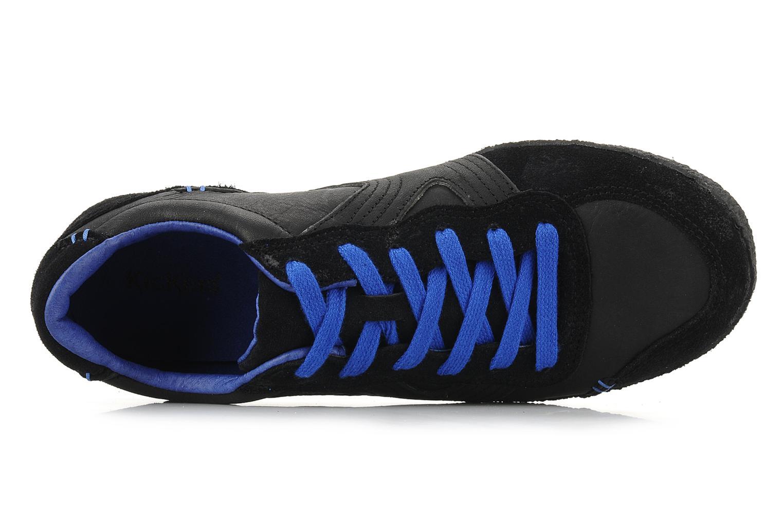 Sneakers Kickers Optimum Zwart links