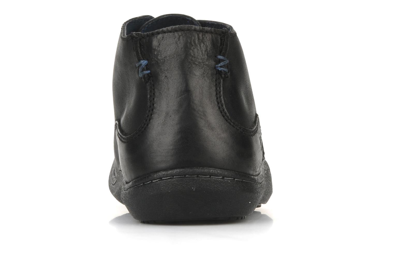 Chaussures à lacets Kickers Bingo Noir vue droite