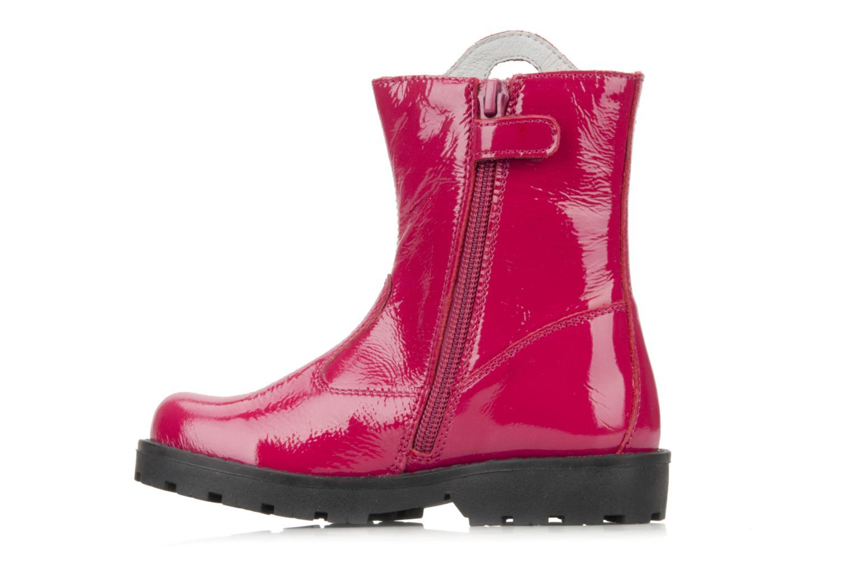Stiefeletten & Boots Disney by Naturino Disney 758 rosa ansicht von vorne