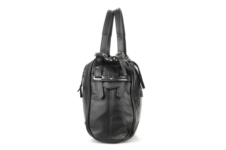 Bolsos de mano Abaco Cougar rock Negro vista del modelo
