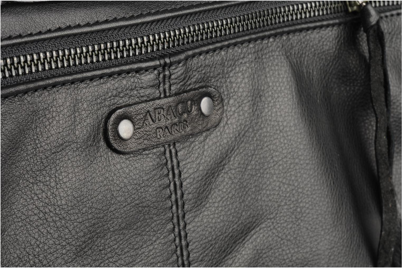 Bolsos de mano Abaco Cougar rock Negro vista lateral izquierda