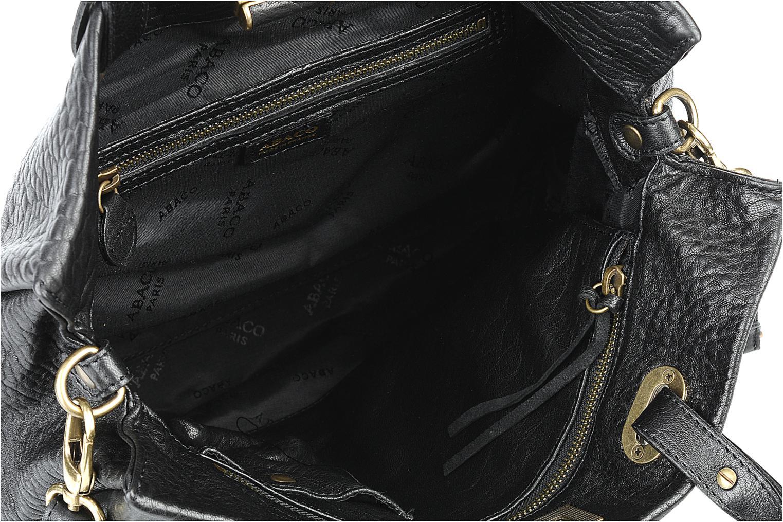Handbags Abaco Slimy Black back view