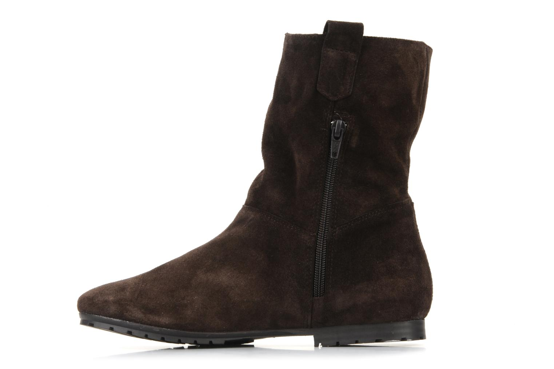 Bottines et boots Acebo's Luigi Marron vue face