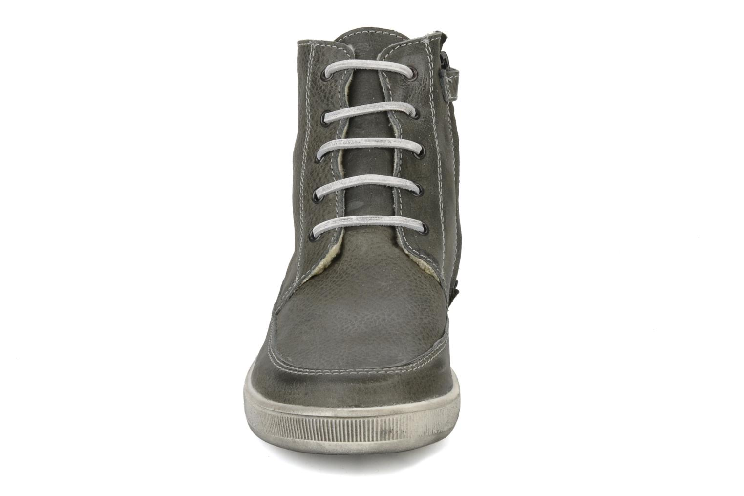 Ankle boots Acebo's Loupio Grey model view