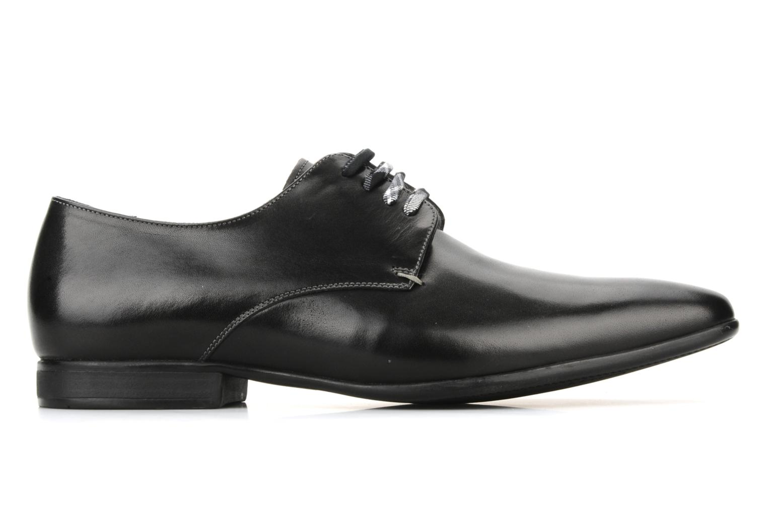 Lace-up shoes Kenzo Wake Black back view