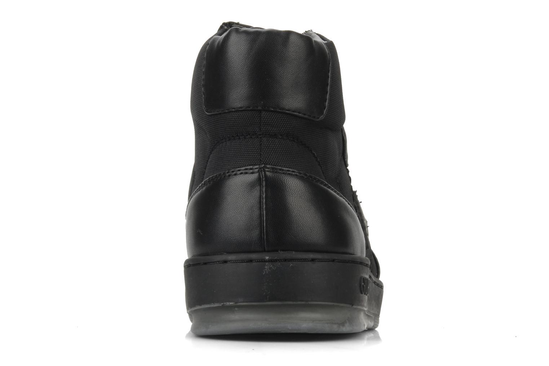 Sneakers Guess Pro Nero immagine destra