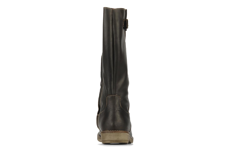 Støvler & gummistøvler Noël Folk Brun Se fra højre