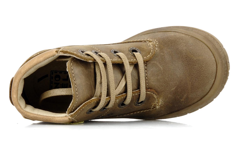 Bottines et boots Noël Mini factor Marron vue gauche