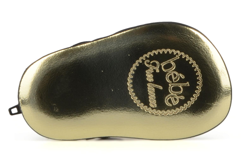 Sandales et nu-pieds Free Lance BB TWILY CAGE SANDAL Noir vue haut