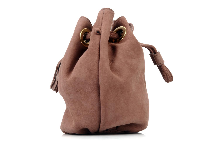 Handbags Unisa Zclavel Pink model view