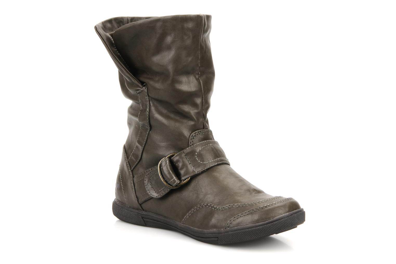 Stivaletti e tronchetti Mustang shoes Kevia Marrone immagine 3/4