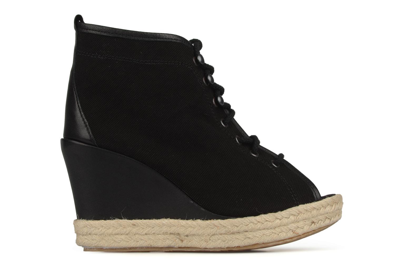 Bottines et boots Eden Tolipa Noir vue derrière