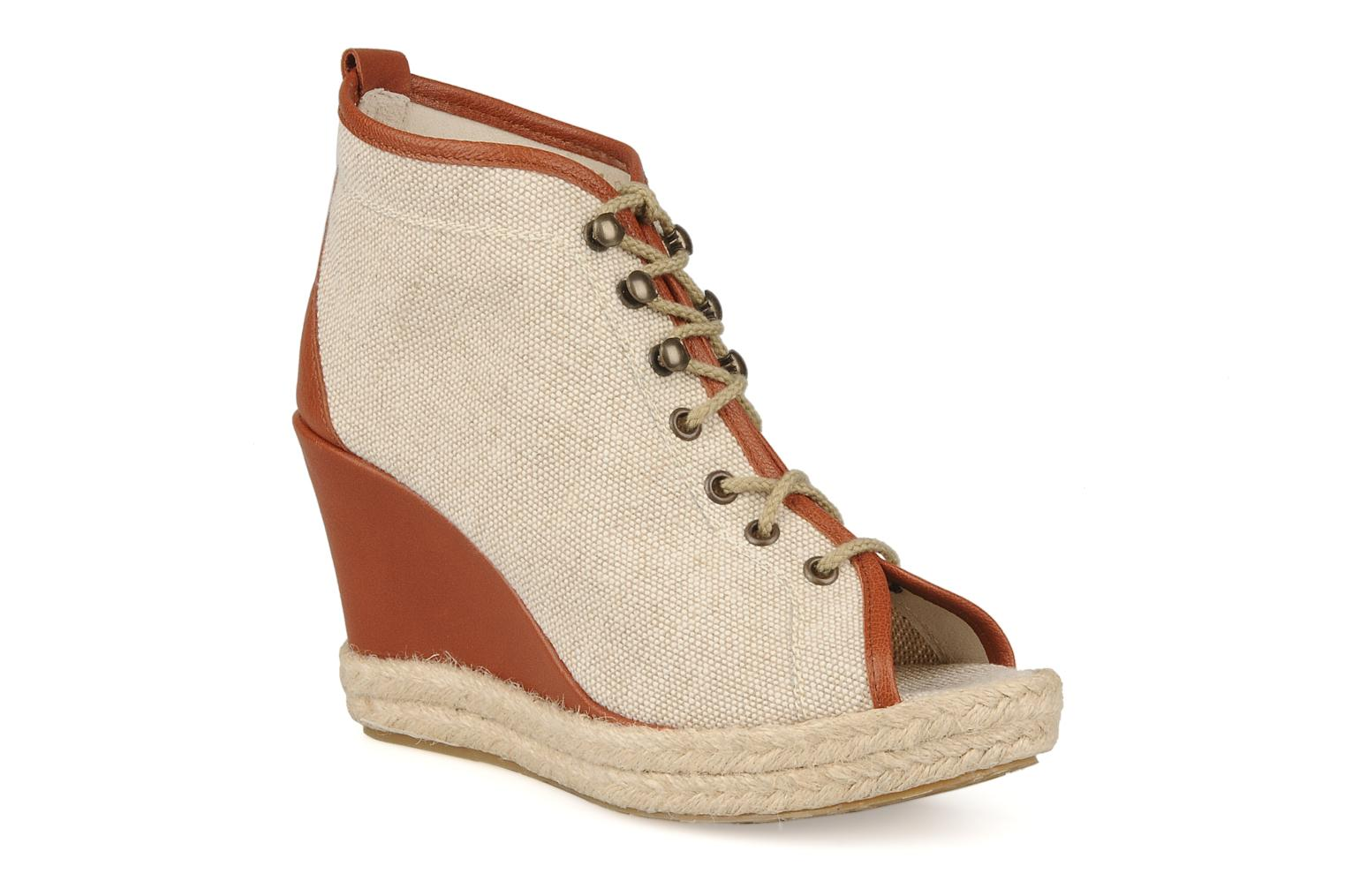 Ankle boots Eden Tolipa Beige detailed view/ Pair view