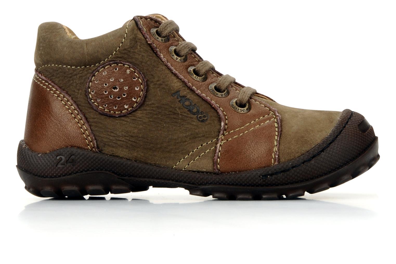 Bottines et boots Mod8 Garcia Marron vue derrière