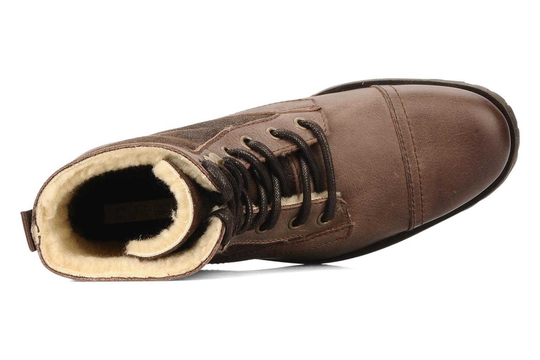 Boots en enkellaarsjes Buffalo Chuppa Bruin links