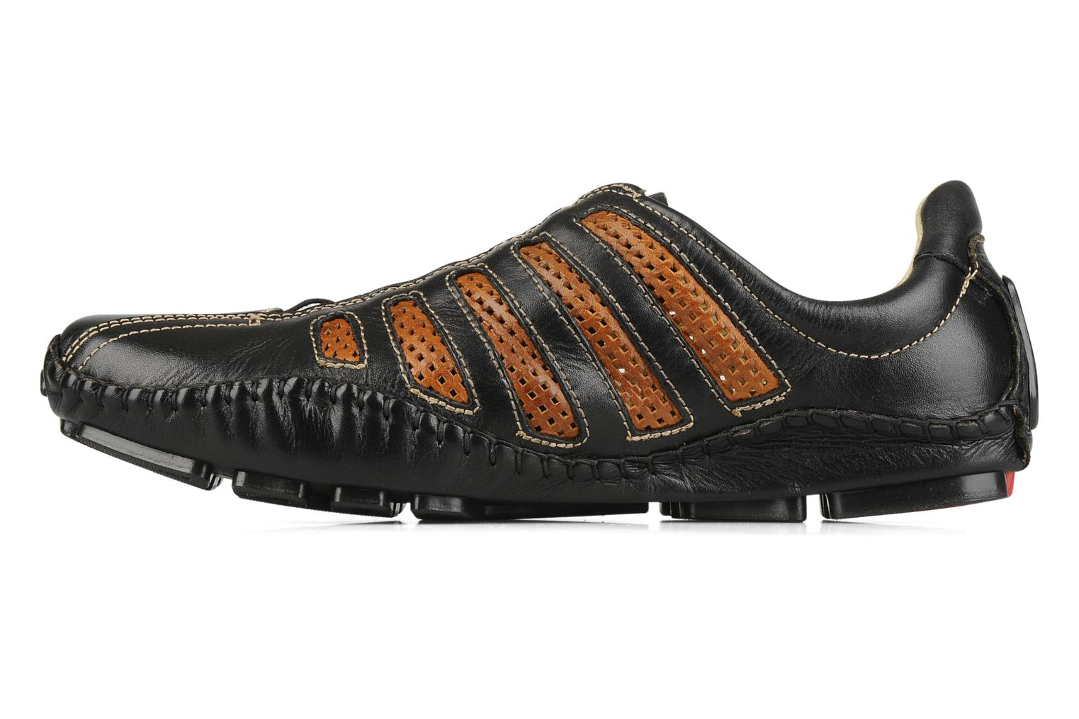 Trainers Pikolinos Fuencarral 6183 Black front view