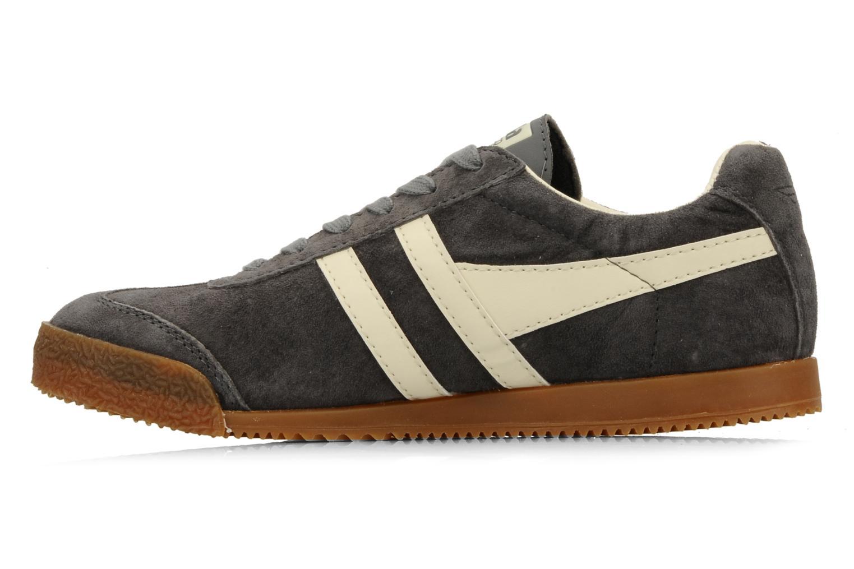 Sneakers Gola Harrier m Grijs voorkant