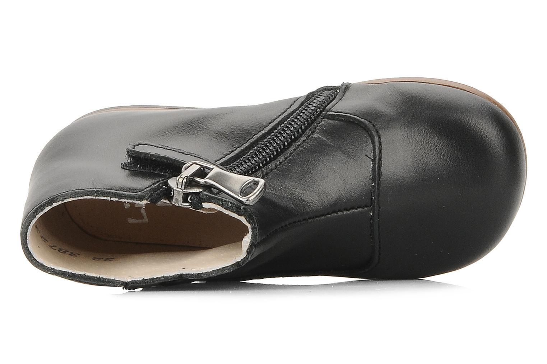 Bottines et boots Little Mary Greta Noir vue gauche