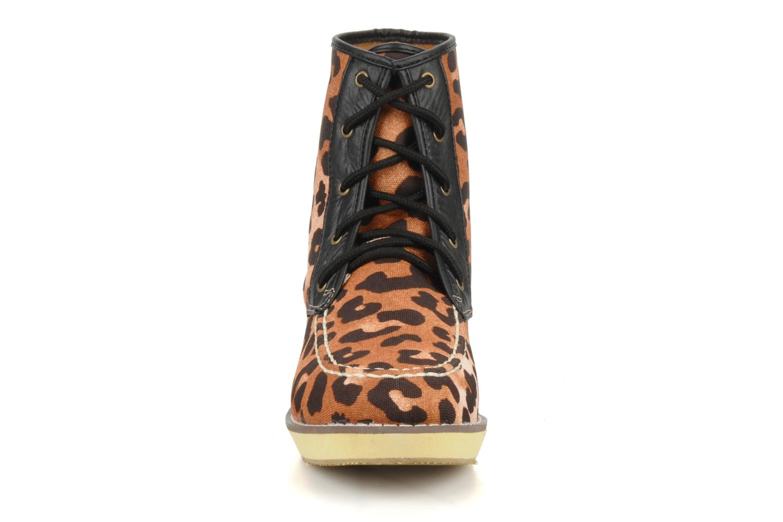 Stiefeletten & Boots Friis & company Beinta braun schuhe getragen