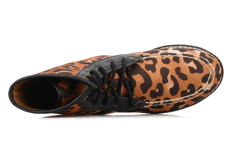 Stiefeletten & Boots Friis & company Beinta braun ansicht von links