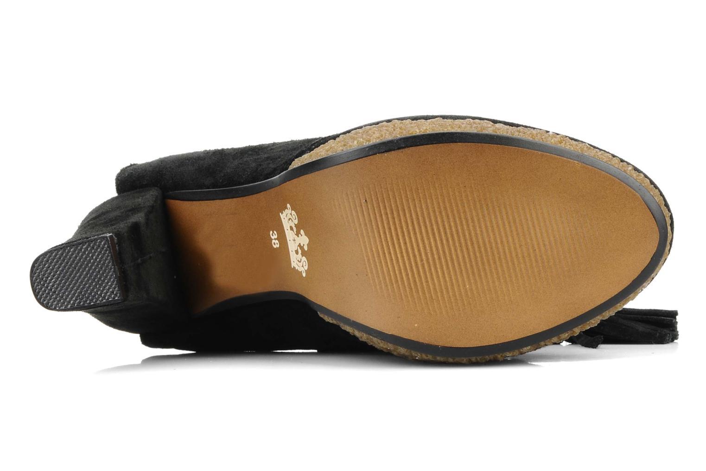 Stiefeletten & Boots Friis & company Belinda schwarz ansicht von oben