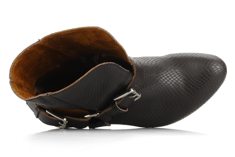 Bottines et boots Friis & company Beaneth Marron vue gauche
