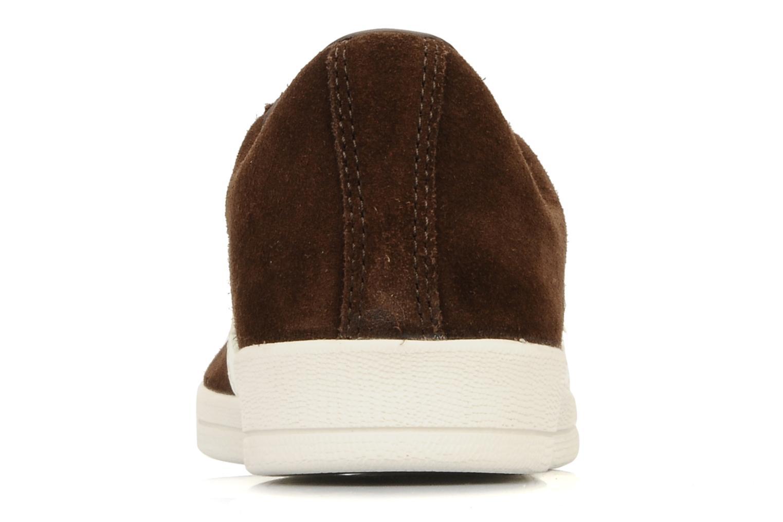 Sneakers Converse Classic trainer suede ox w Marrone immagine destra
