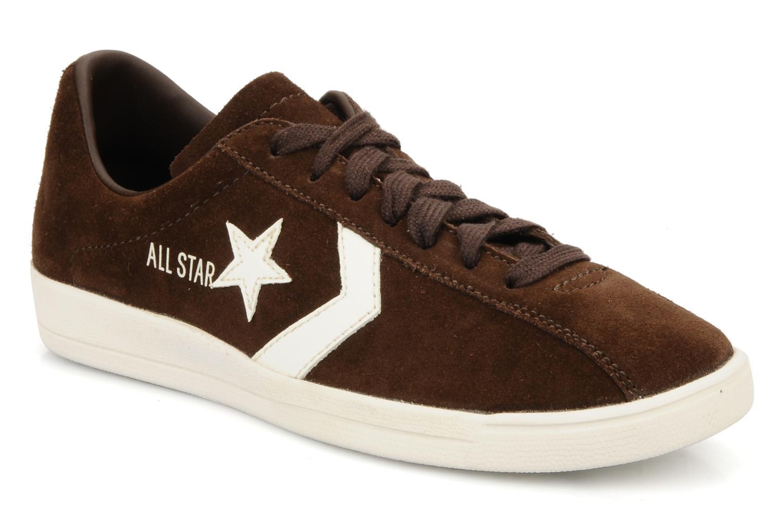 Sneakers Converse Classic trainer suede ox w Marrone vedi dettaglio/paio