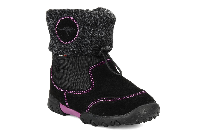 Stiefeletten & Boots Kangaroos Libby schwarz detaillierte ansicht/modell