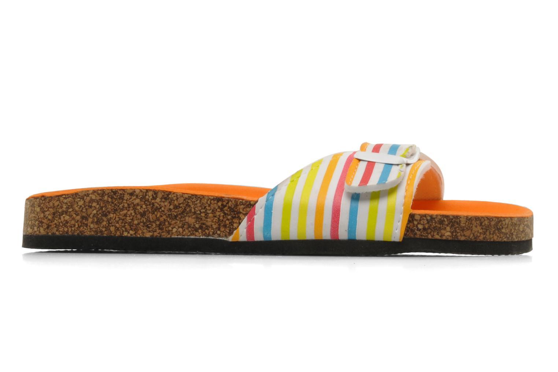 Wedges Little Marcel Calabre Multicolor achterkant