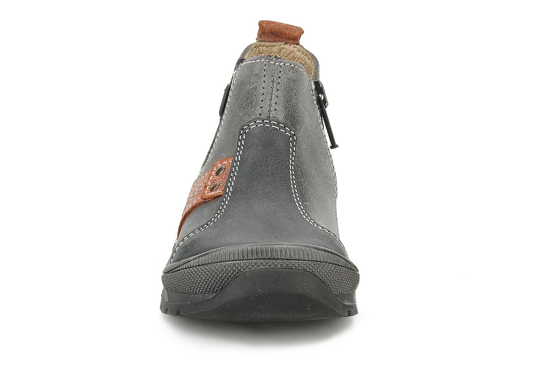 Bottines et boots Bopy Beta Noir vue portées chaussures