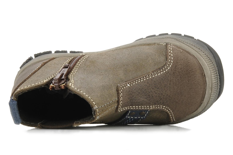 Stiefeletten & Boots Bopy Beta braun ansicht von links