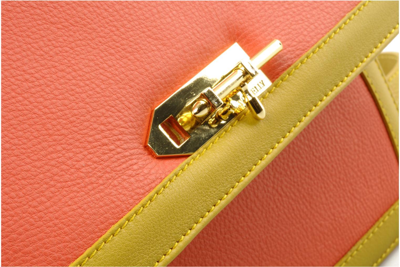 Handväskor MySuelly Louise Emma Orange bild från vänster sidan
