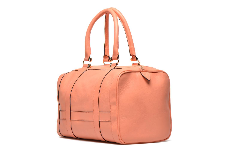 Borse MySuelly Alex Medium Arancione modello indossato