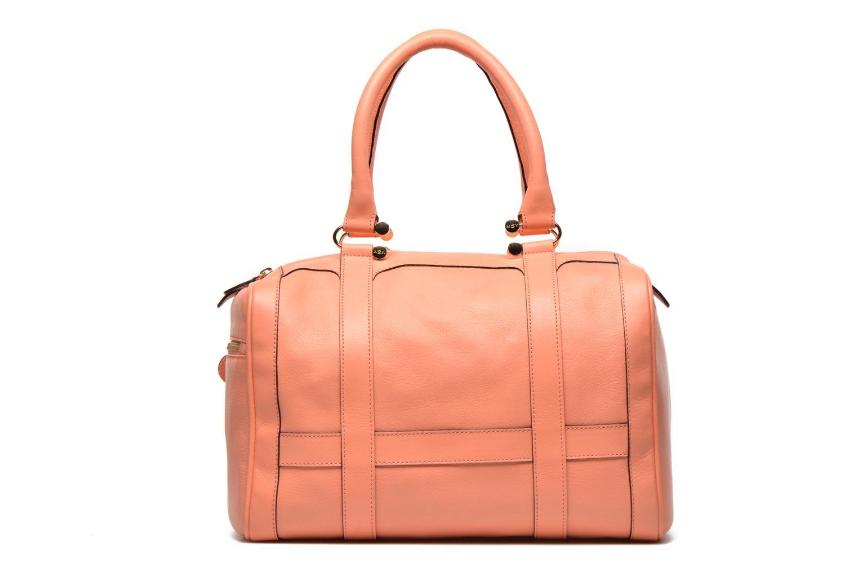Handtassen MySuelly Alex Medium Oranje detail