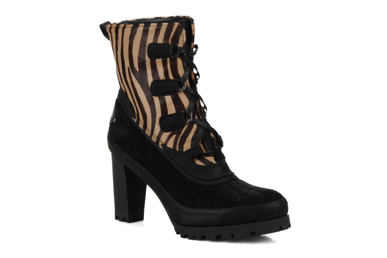 Boots en enkellaarsjes Kesslord Norfolk Zwart detail