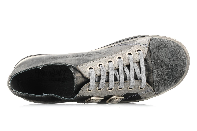 Sneakers Ramdam by GBB Ramdam 507 Grå bild från vänster sidan