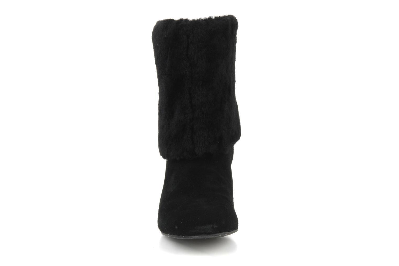 Boots en enkellaarsjes Rockport Helena cuffed bootie Zwart model