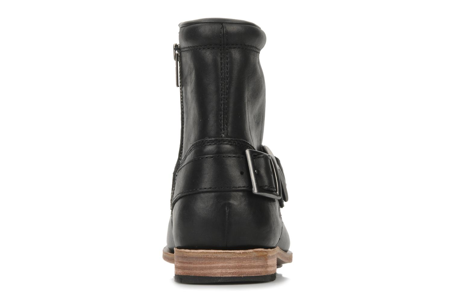 Ankle boots Rockport D2n side zip Black view from the right