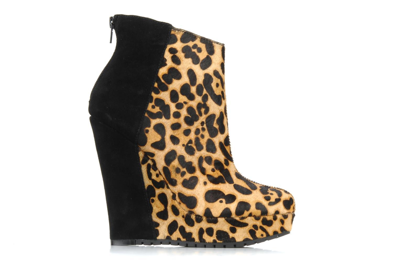 Boots en enkellaarsjes Kelsi Dagger Huette Multicolor achterkant