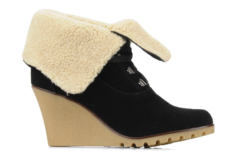 Bottines et boots Kelsi Dagger Francille Noir vue derrière