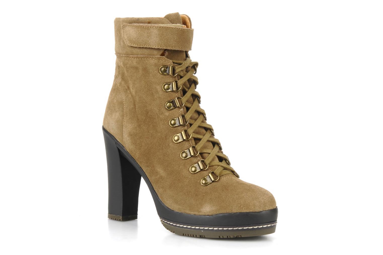 Kelsi Dagger Rane (Beige) - Bottines et boots chez Sarenza (73402)