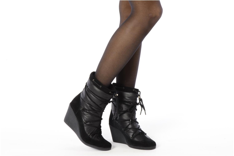 Stiefeletten & Boots No Name Choko ski boots schwarz ansicht von unten / tasche getragen