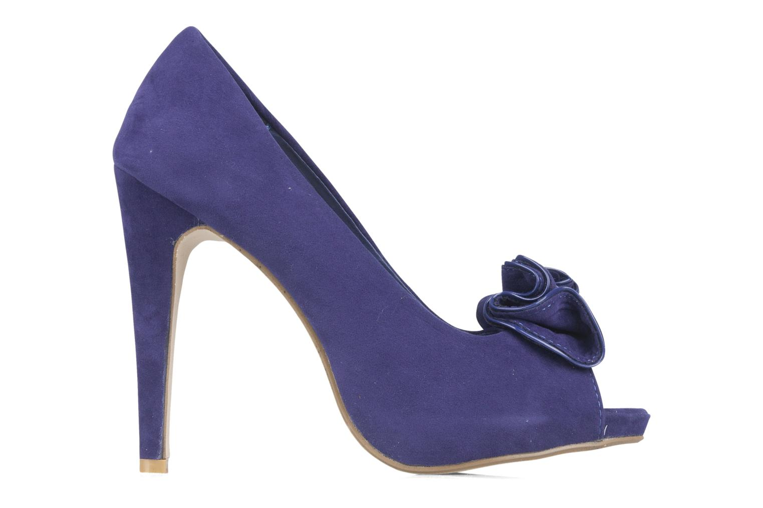 Pumps Spot On Pipo Blauw achterkant