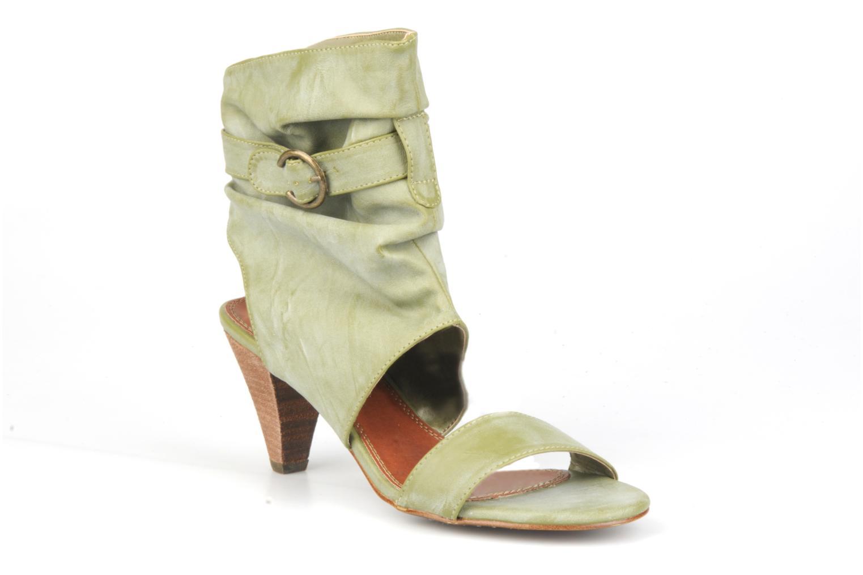 Sandales et nu-pieds Spot On Marila Vert vue détail/paire